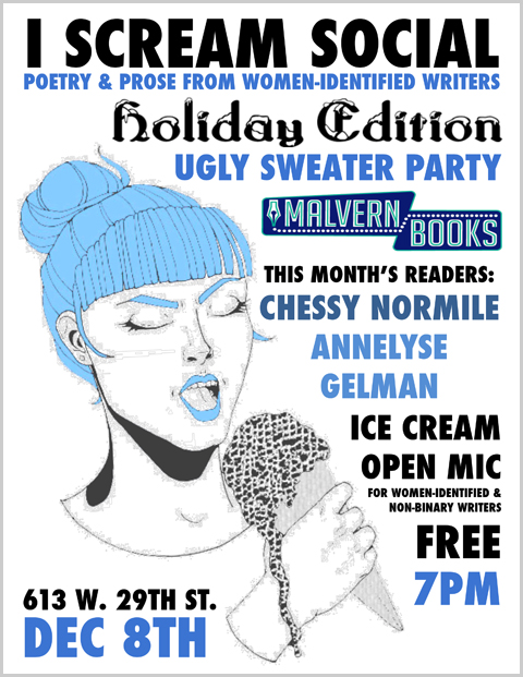 I Scream Social Ugly Sweater Party