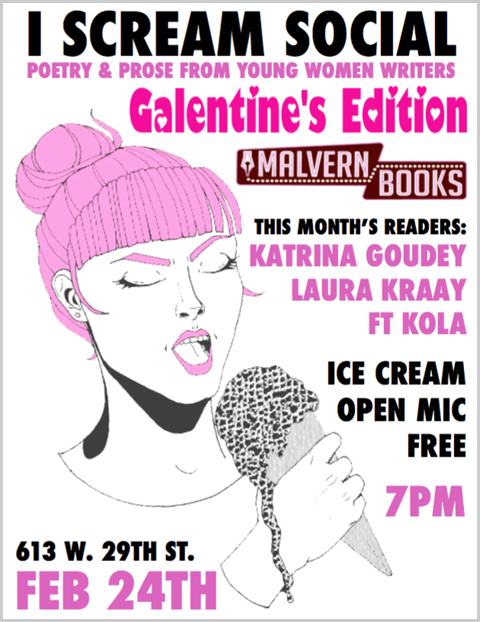 I Scream Social Galentine's Day