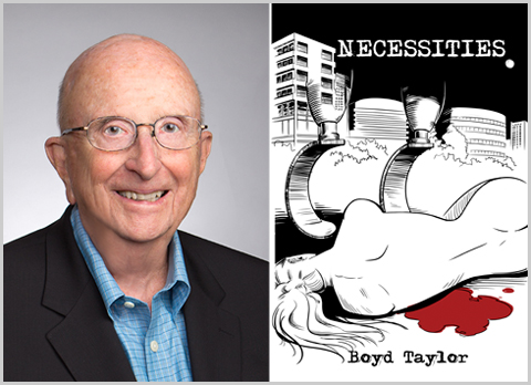Boyd Taylor & William Darling Book Launches