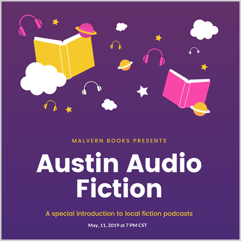 Austin Audio Fiction: Introduction to Local Fiction Podcasts